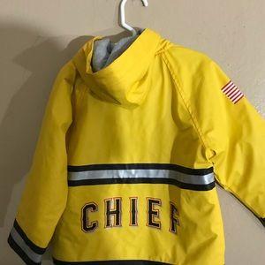 Fireman Rain Jacket